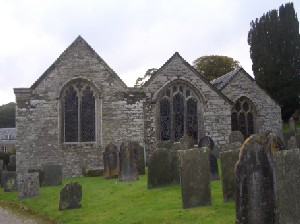 Boconnoc church