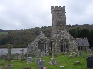 St Winnow Church